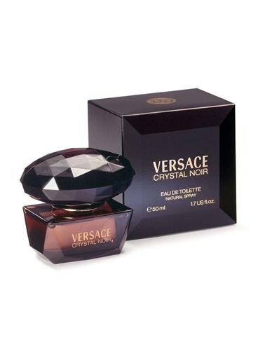 Versace Versace Crystal Noir Edt 50 ml Kadın Parfüm Renksiz